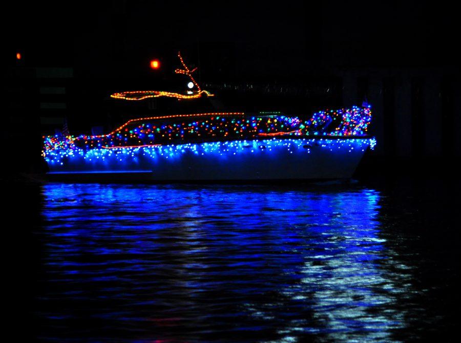 Coastal Christmas Flotilla