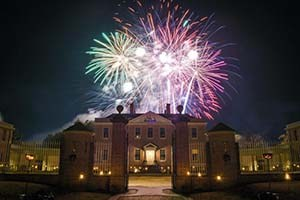 Tryon Palace Candlelight Christmas
