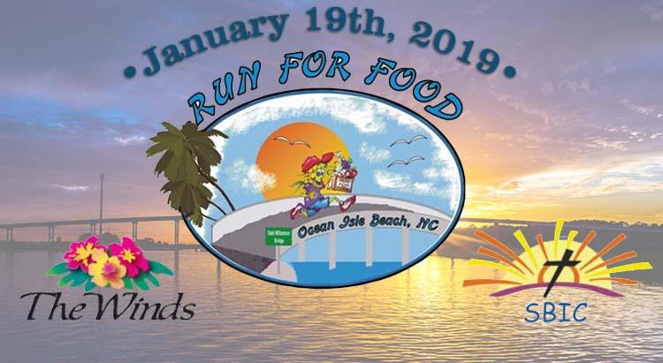Beach Bridge Run For Food