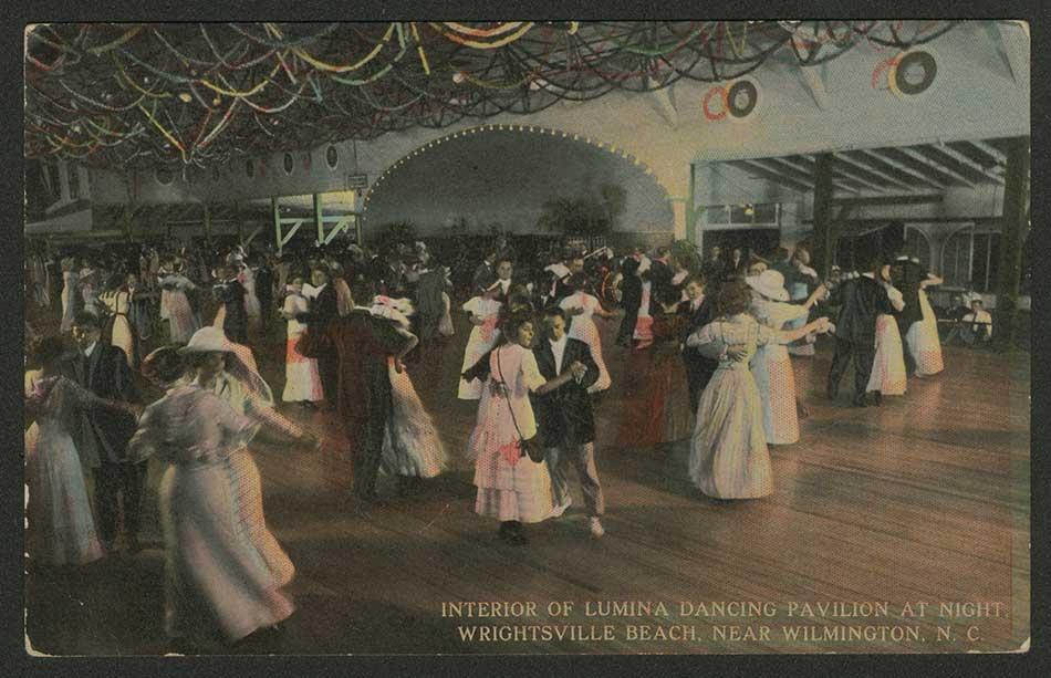 Lumina Ballroom in Wrightsville Beach NC