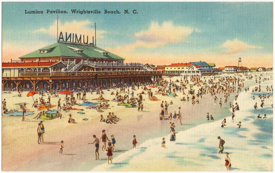Lumina Pavilion in Wrightsville Beach NC