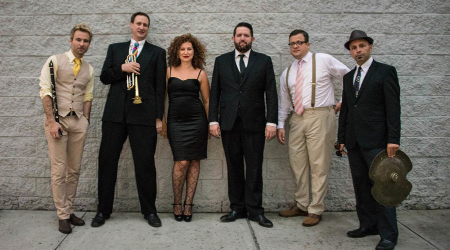 Svetlana and the Delancey Five at the Old Theater