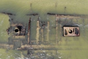 Drone Video: Civil War Shipwreck Discovered off North Carolina Coast