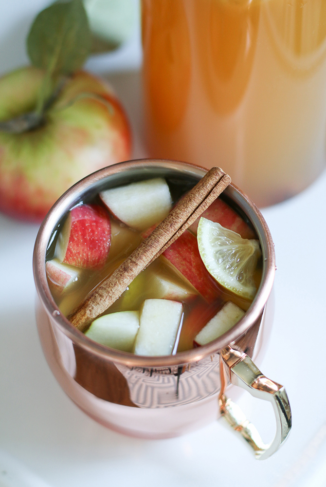 Recipe Apple Pie Sangria