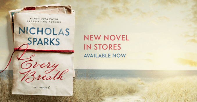 Nicholas-Sparks-New-Book-Set-in-Sunset-Beach