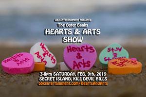 Hearts & Arts Show