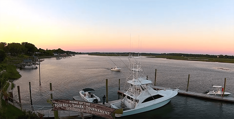 Inlet View Marina and Grill Shallotte Point NC