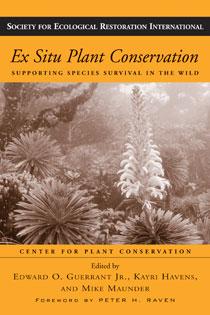 Ex Situ Plant Conservation