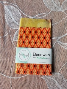 beeswax wraps vancouver island made in canada eco product unique gifts
