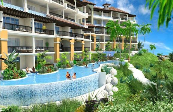 Opening Of New Sandals La Source Grenada Island Time Travel