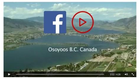 Osoyoos Video on Facebook