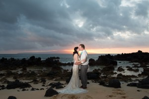 makena cove wedding