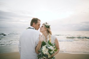 polo beach wedding