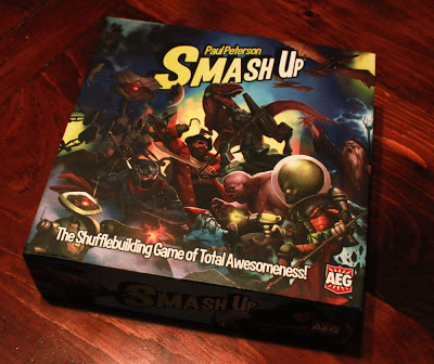 All of the Smashing! (A review of Smash Up) image