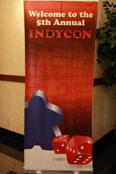 IndyCon - Banner
