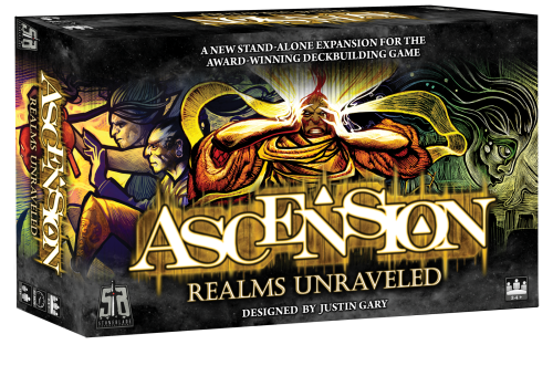 Ascension Realms Unraveled box