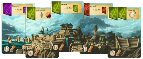 The Ancient World - Cards Panarama