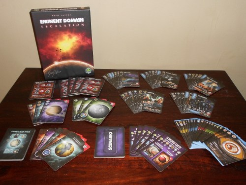 Eminent Domain: Escalation - Box