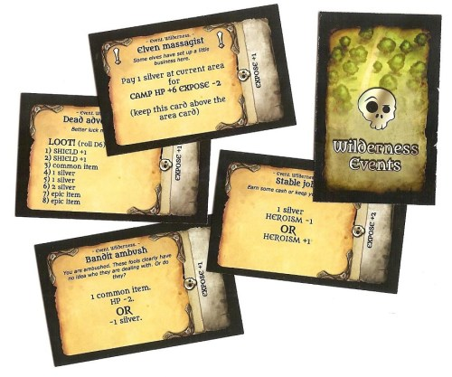 No GM? No problem! These exploration cards will get the story going just fine.