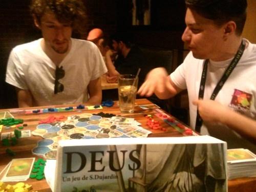 Gen Con 2014 Andrew - Deus