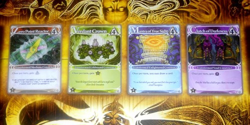 Ascension: Realms Unraveled - Transformed Constructs