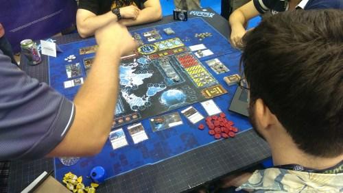 XCOM Board Gencon