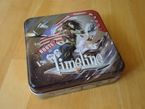 Timeline Americana Box