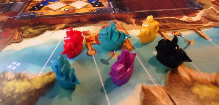 Jamaica Ships