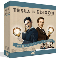 Tesla vs Edison - Cover