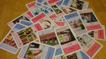 CV: Gossip Cards