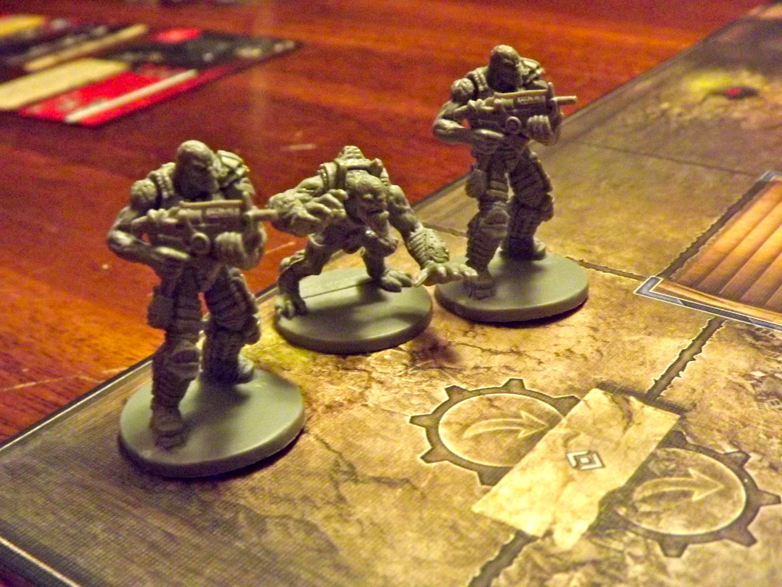Review Gears Of War The Board Game