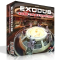 Exodus Edge of Extinction - Cover