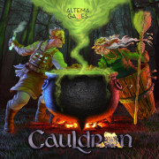 Cauldron - Cover
