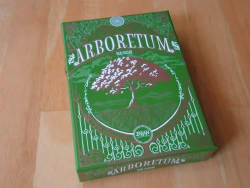 Arboretum - Box Cover