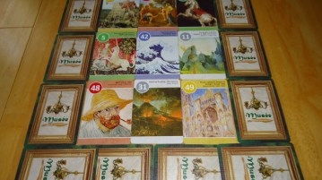 Musee Cards