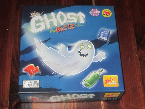 Ghost Blitz box
