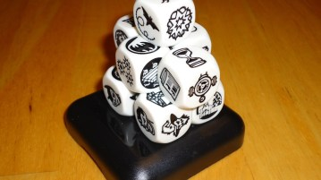 Story Cubes Batman Dice