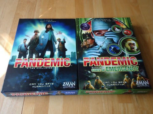 Pandemic Boxes
