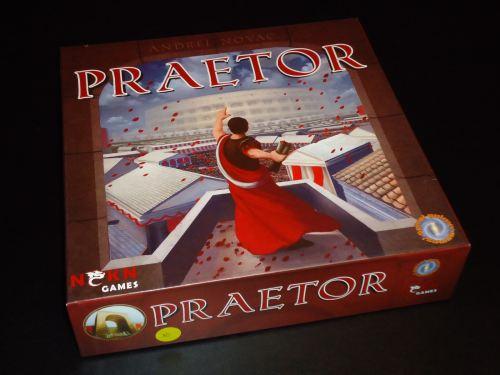 Praetor - Box