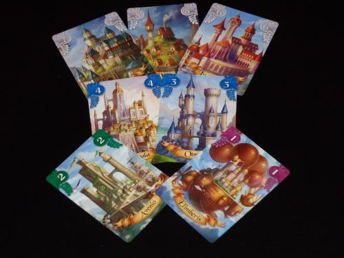 Histrio: Travel Cards