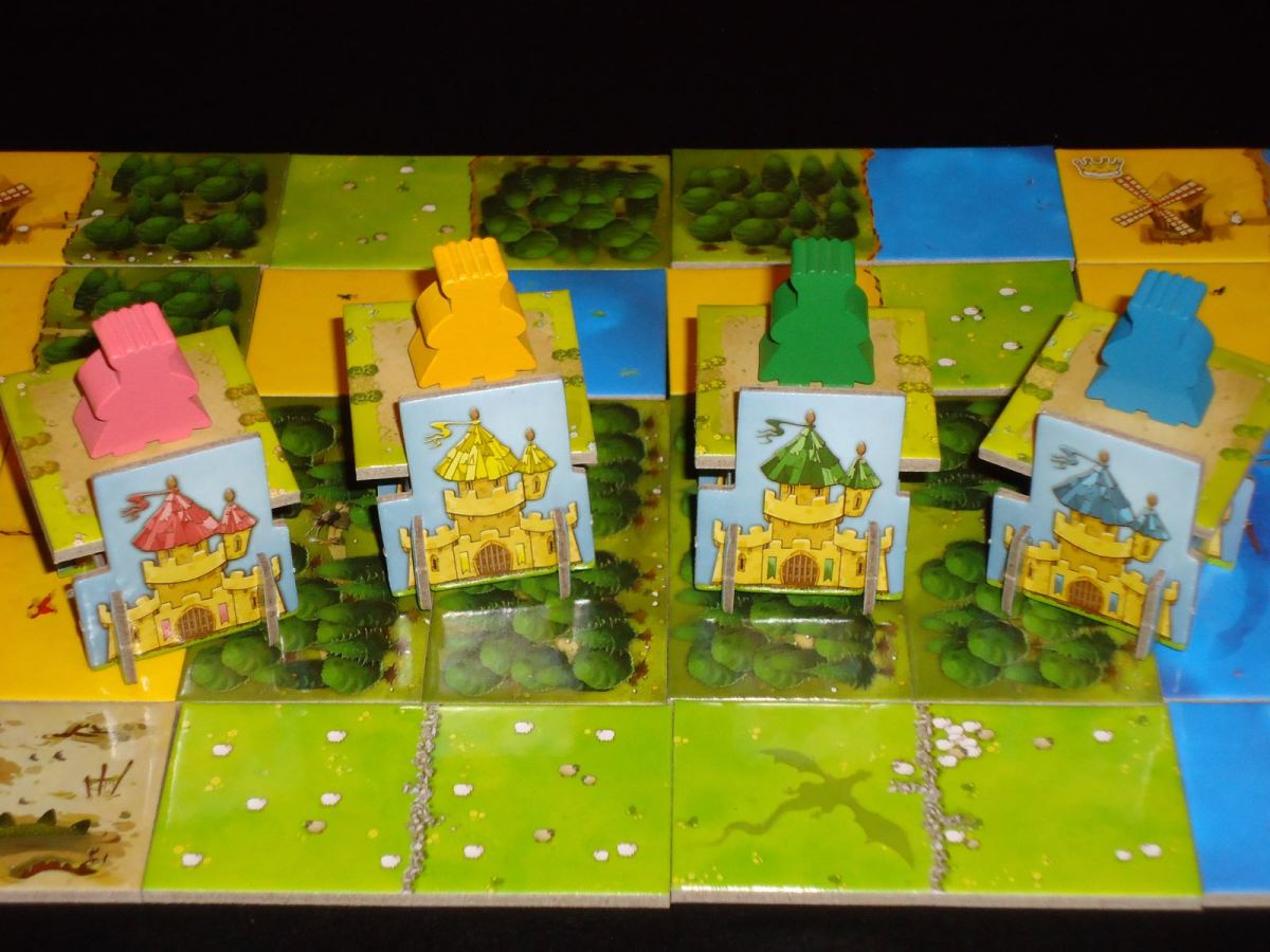 Review: Kingdomino image
