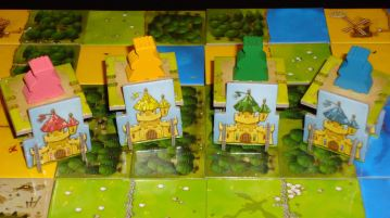 Kingdomino - Feature
