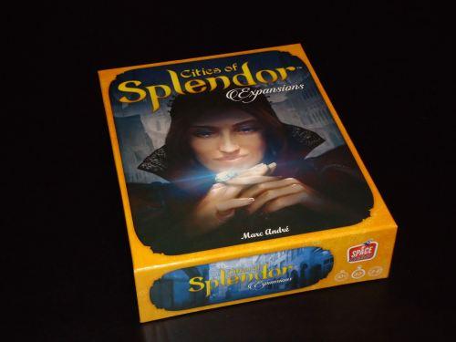 Cities of Splendor - Box
