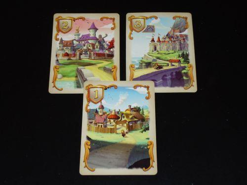Bunny Kingdom: Strength Cards
