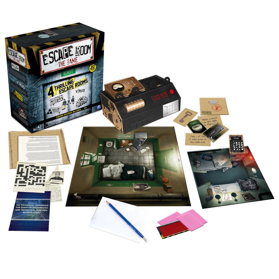 Escape Room Board Game Amazon Ca