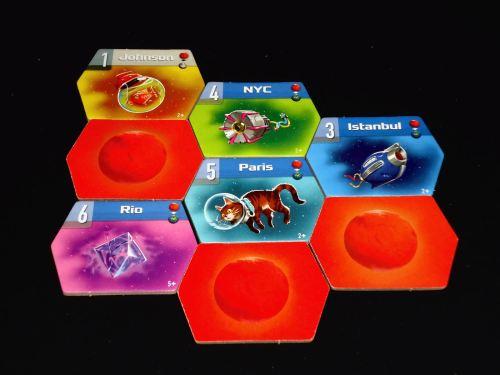 Junk Orbit: Mars Junk