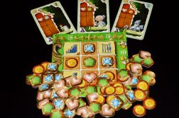 Gingerbread House Feature