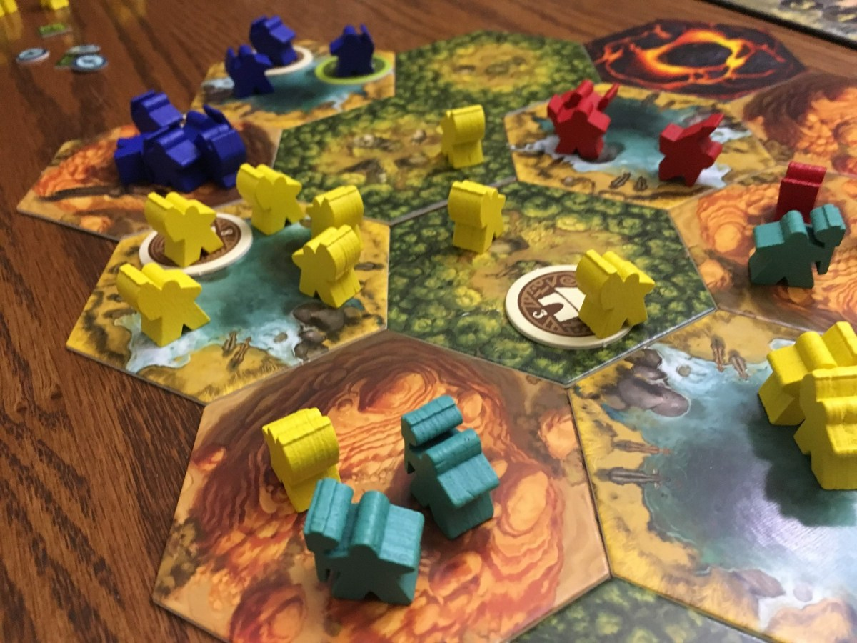 Review: Rise of Tribes image