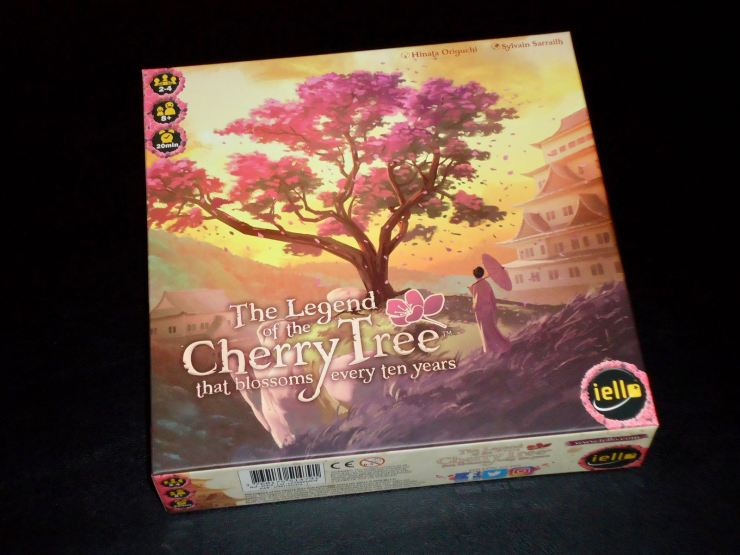 Cherry Tree: Box