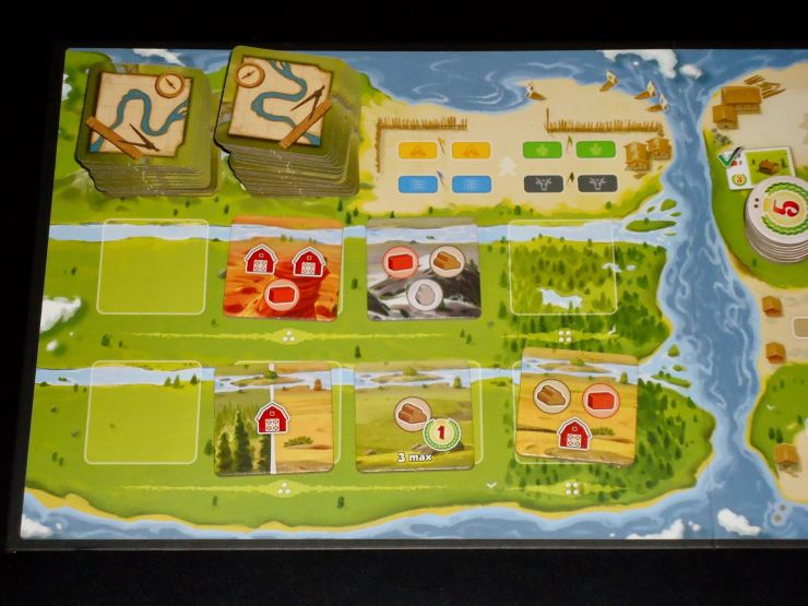 The River: Tile Market